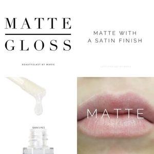 Matt Gloss by SeneGence